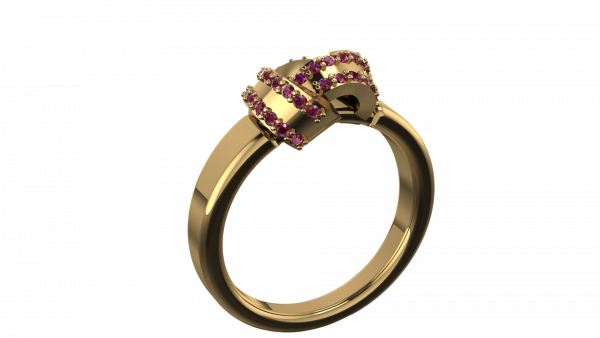 exotic engagement ring