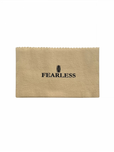 cleaning cloth fearless jewellery