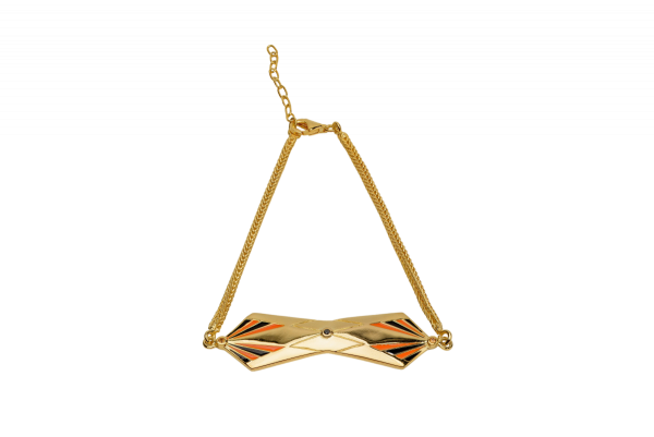 fearless jewellery collection africana bracelet gold