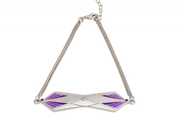fearless jewellery collection africana bracelet silver triangle