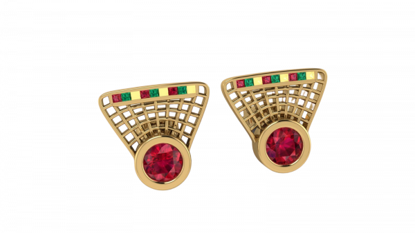 boucles d'oreilles héritage