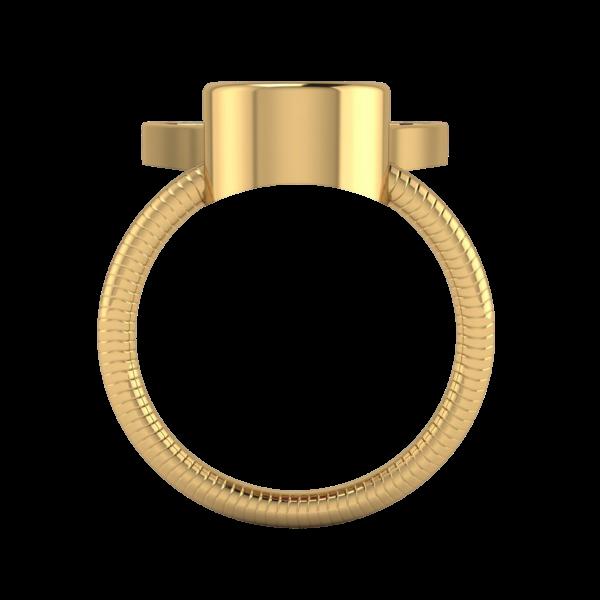 gold heritage ring
