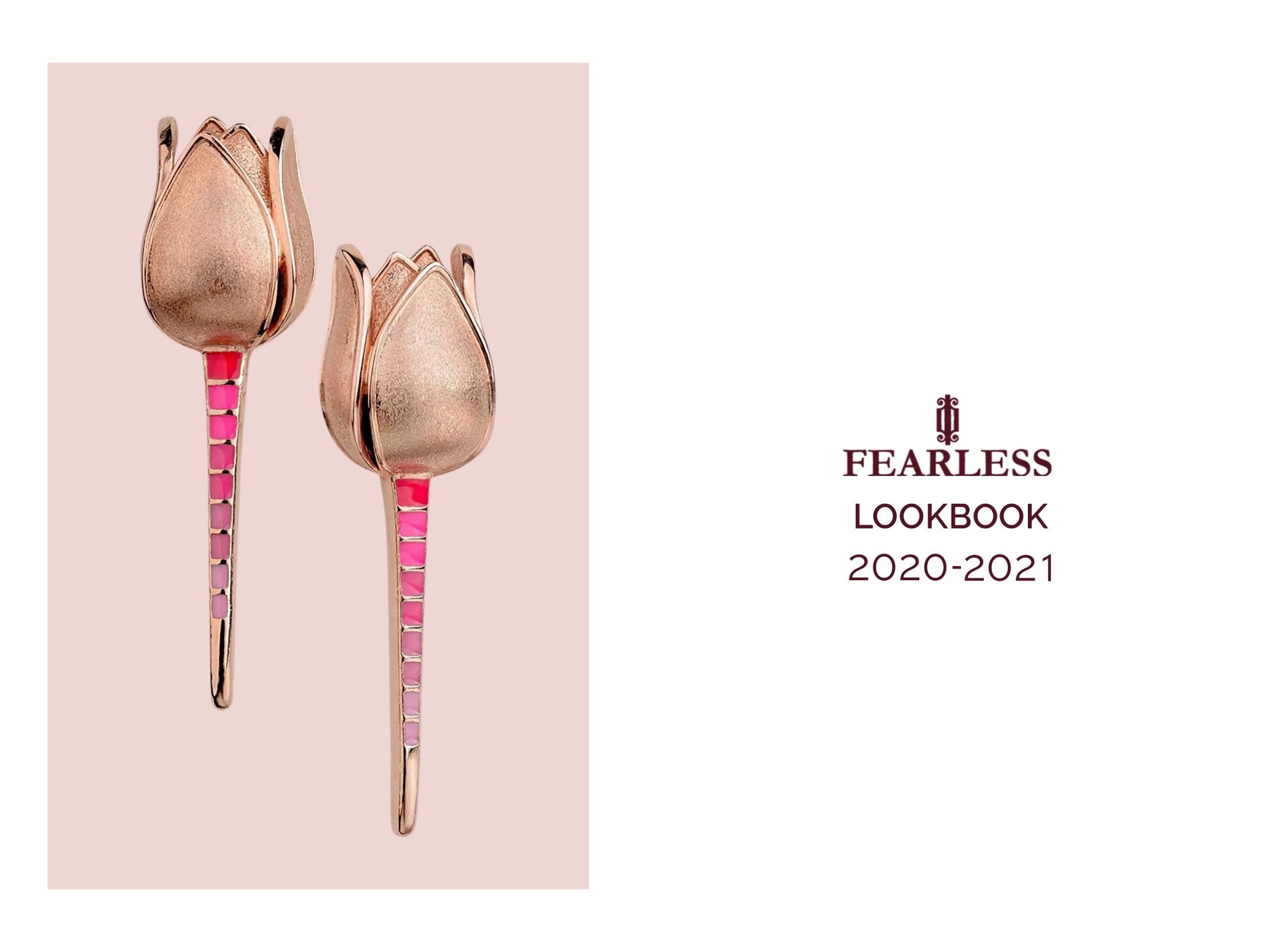 fearless jewellery collection cover