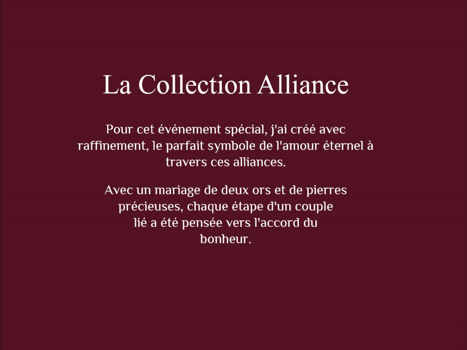 La collection alliance 17