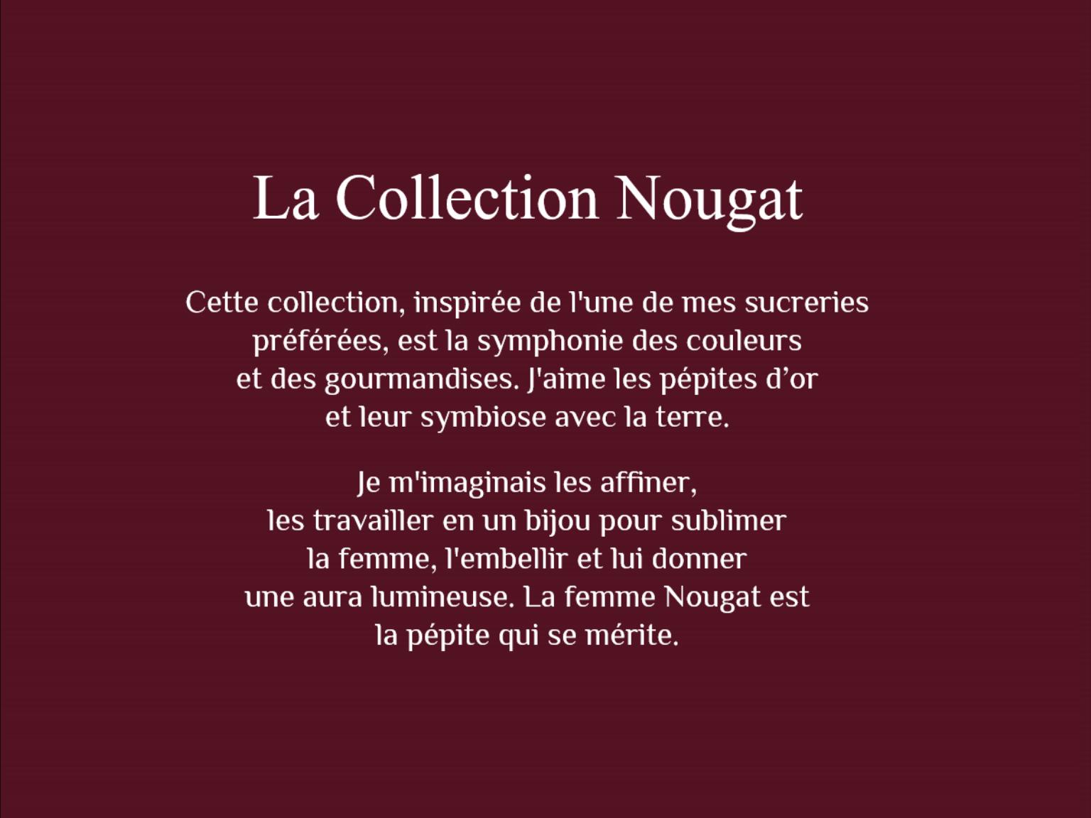 La collection nougat 16