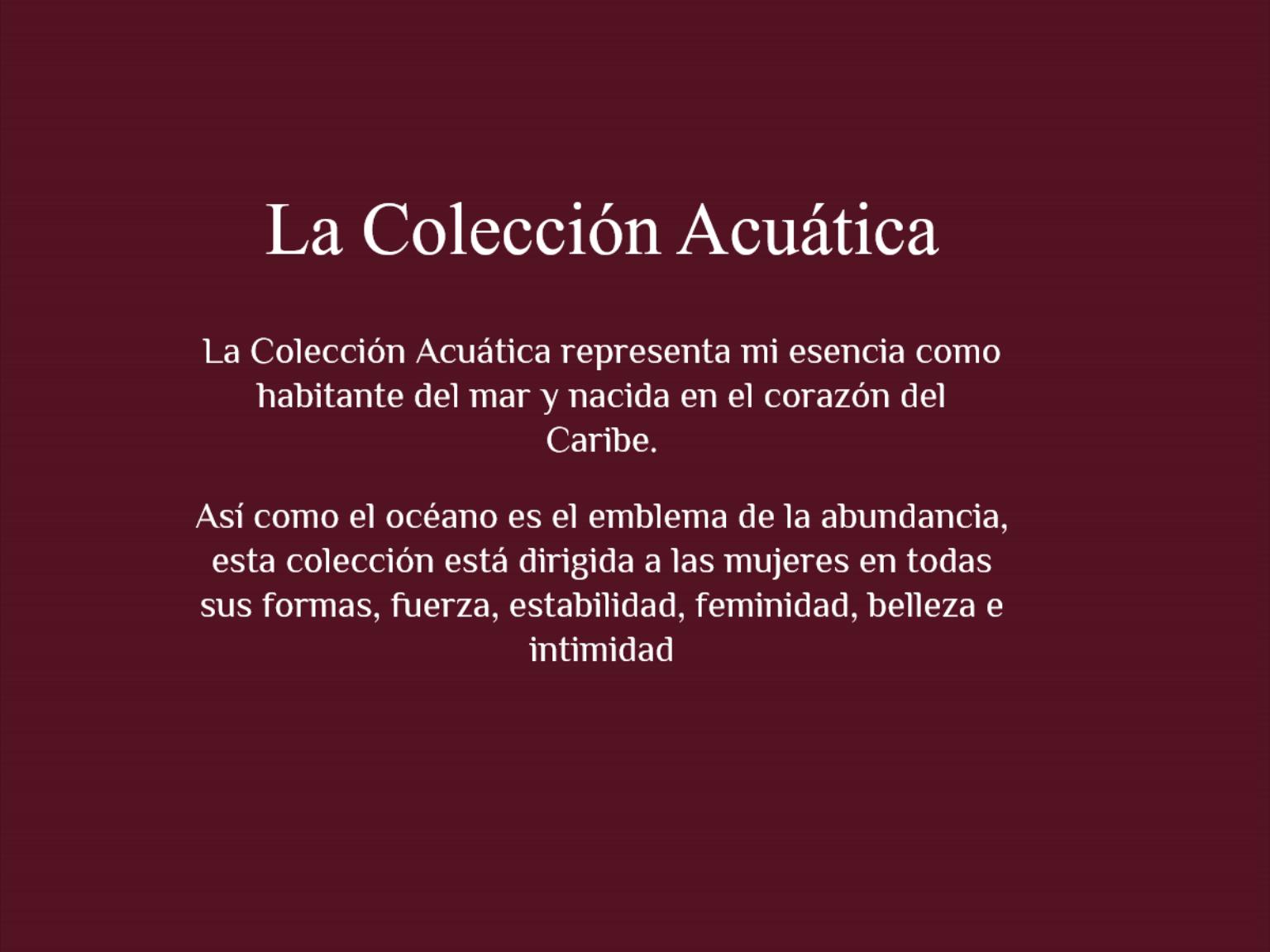 la coleccion aquatica 2