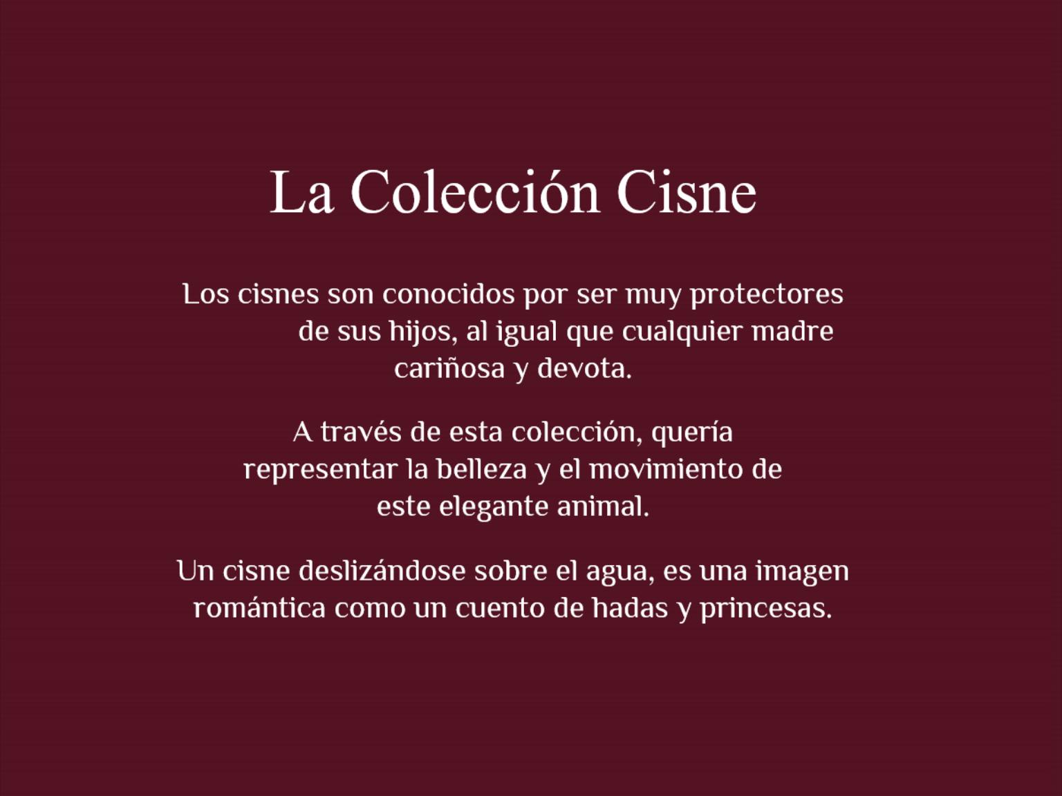 la coleccion cisne 6