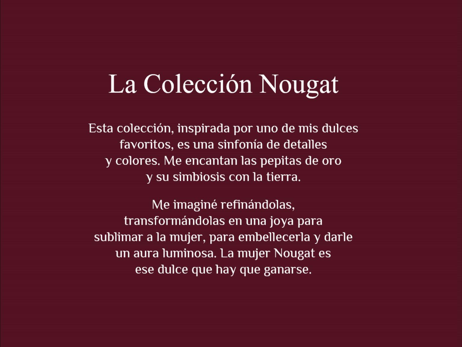 la coleccion nougat 7