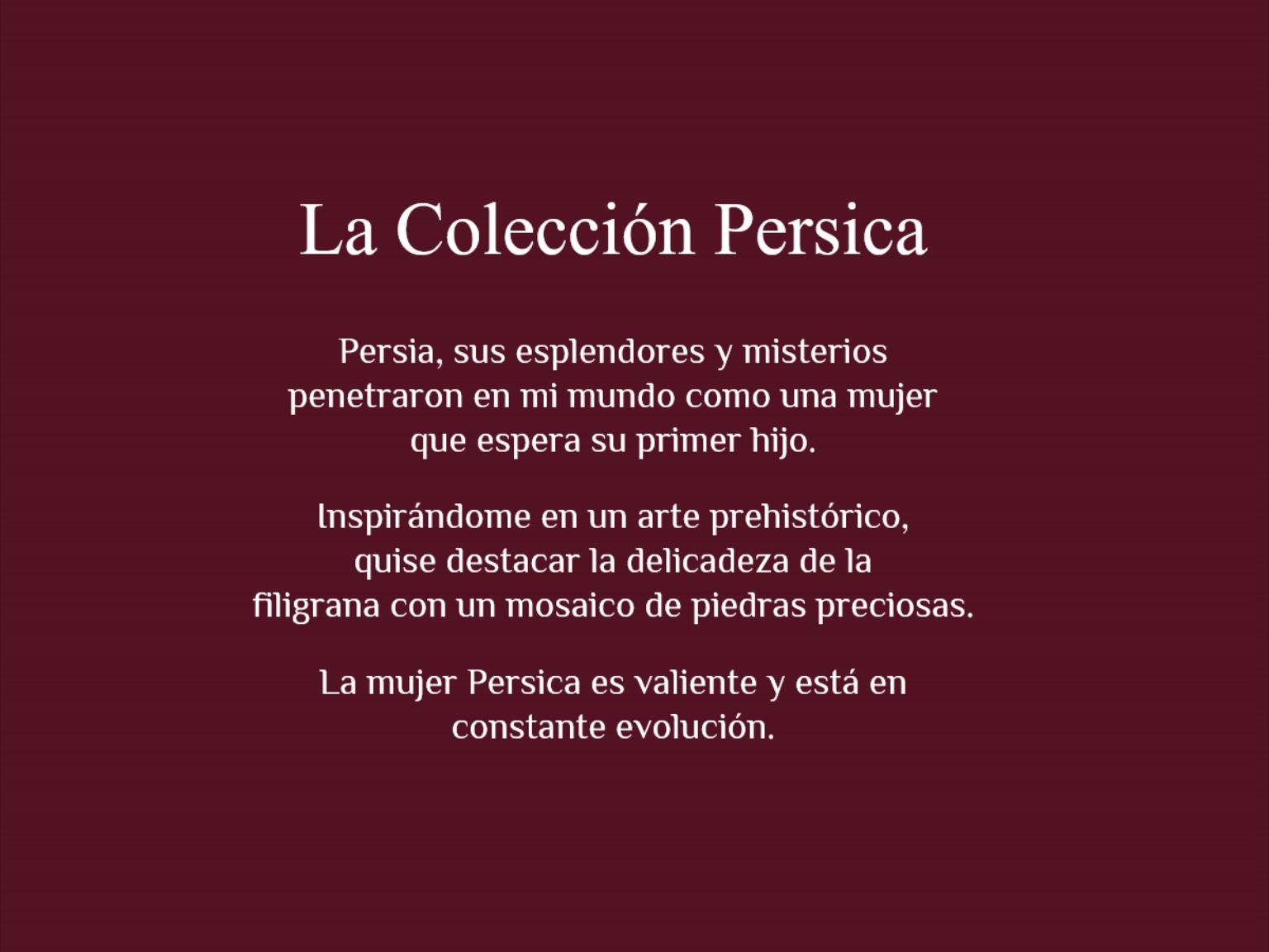 la coleccion persica 5
